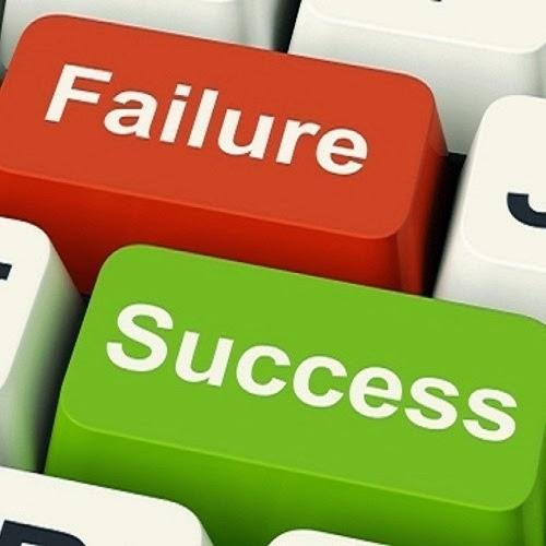 failed and success