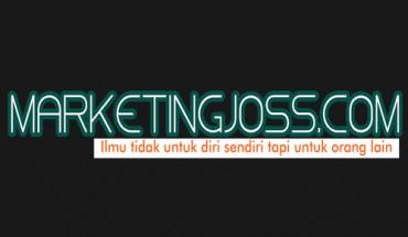 marketingjoss tempat belajar blog pemula
