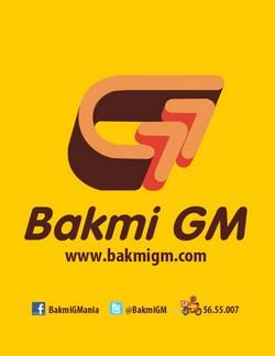 logo bakmi GM